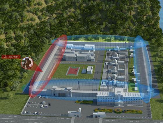 NSR100W бүсийн радар видео тандалтын систем